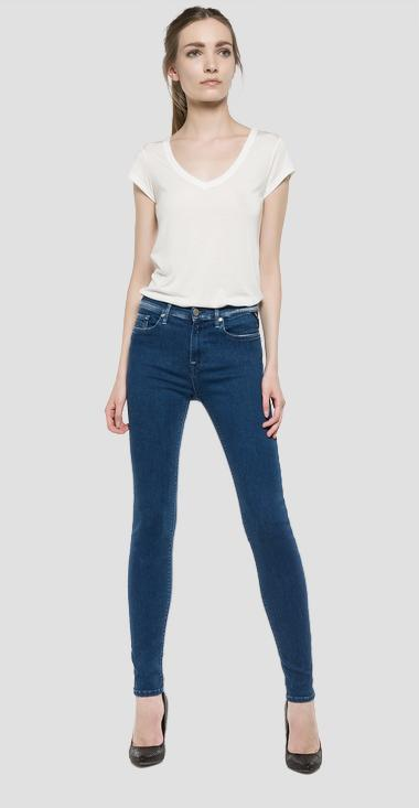 Joi faded-effect jeggings - Replay WX654_000_93A861B_010_1