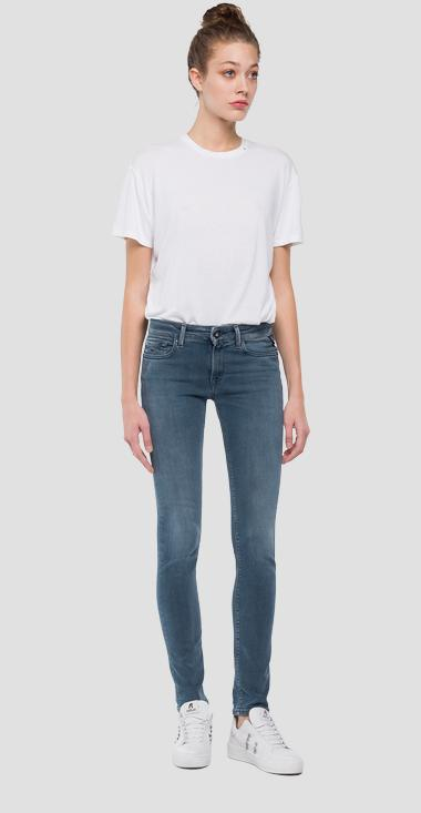 Jean coupe skinny Luz - Replay WX689E_000_143-443_009_1