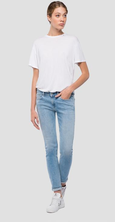 Jean coupe skinny Luz - Replay WX689E_000_69C-475_010_1