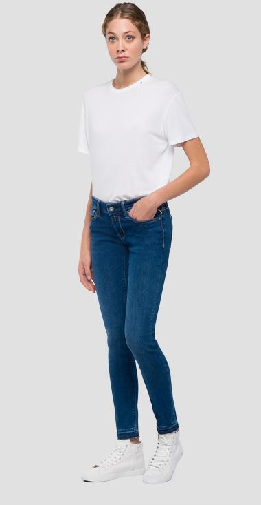 Jean coupe skinny Luz - Replay WX689H_000_93A-435_007_1