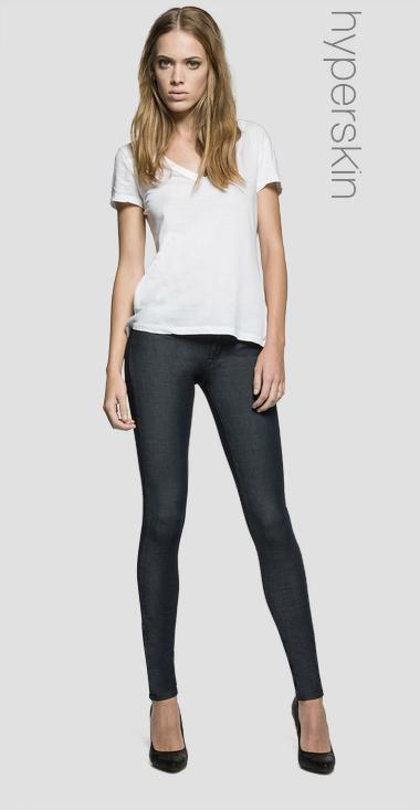 Luz Hyperskin jeans - Replay WX689_000_39B-702_007_1