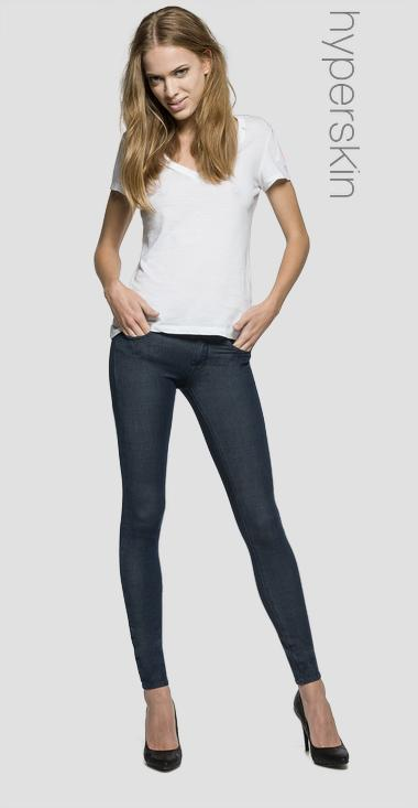 Luz Hyperskin jeans - Replay WX689_000_39B-703_007_1