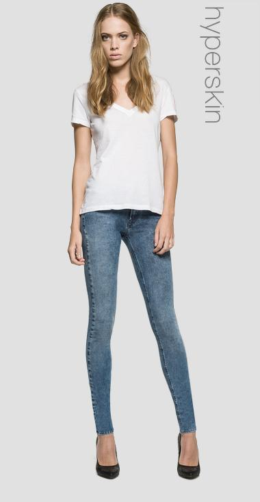 Luz Hyperskin jeans - Replay WX689_000_39B-705_009_1