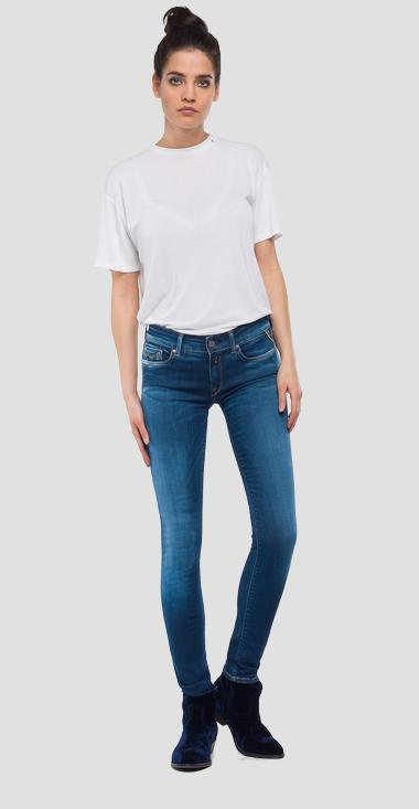 Jean coupe skinny Hyperflex Luz - Replay WX689_000_661-332_009_1
