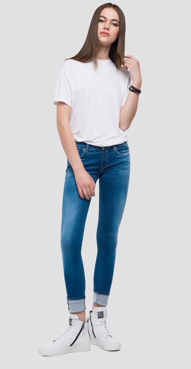 Jean coupe skinny Hyperflex Luz - Replay WX689_000_661-350_010_1