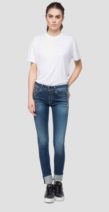 Jean coupe skinny Hyperflex Luz - Replay WX689_000_661-604_007_1