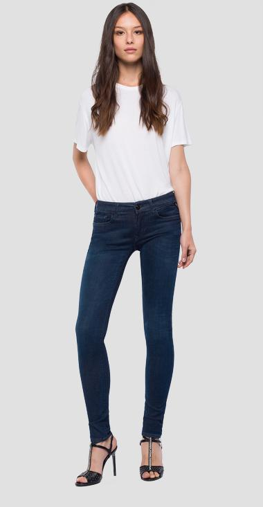 Jean coupe skinny Hyperflex Luz - Replay WX689_000_661-804_007_1