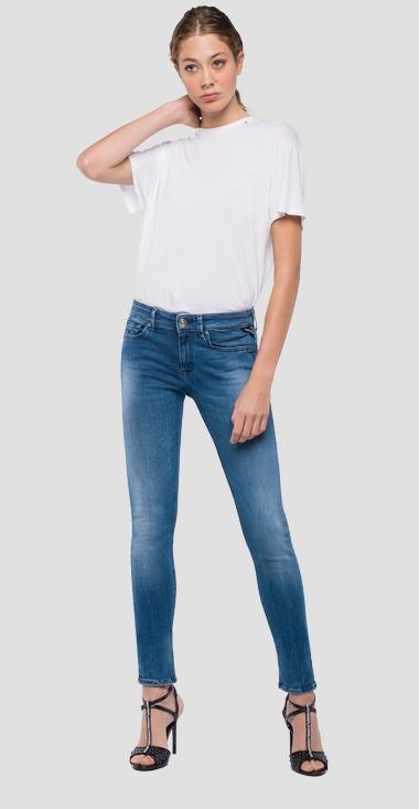 Hyperflex Luz skinny-fit jeans - Replay WX689_000_661-808_010_1