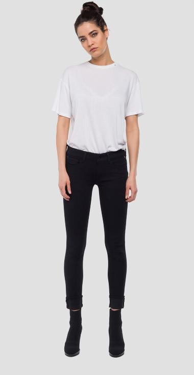 Jean coupe skinny Hyperflex+ Luz - Replay WX689_000_661-S02_098_1