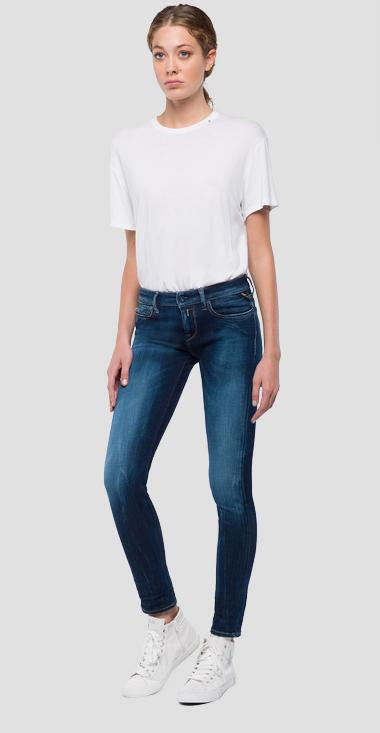 Skinny fit Luz Hyperflex+ jeans - Replay WX689_000_661-S14_007_1