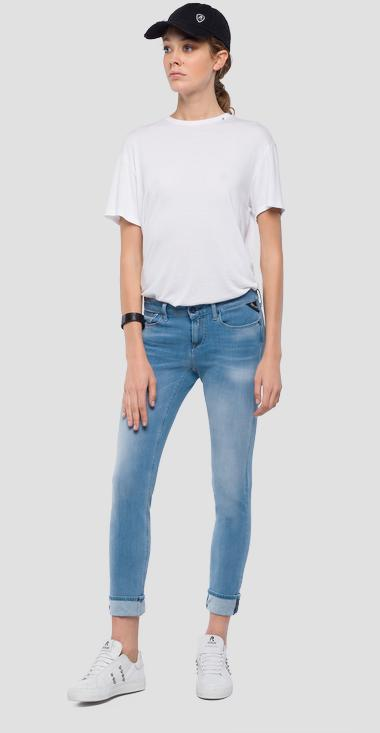 Jean coupe skinny Luz Hyperflex+ - Replay WX689_000_661-S18_010_1