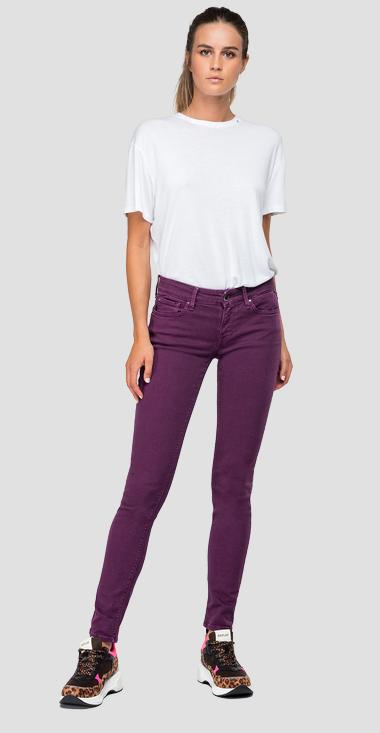 Skinny fit Luz jeans - Replay WX689_000_8069391_073_1