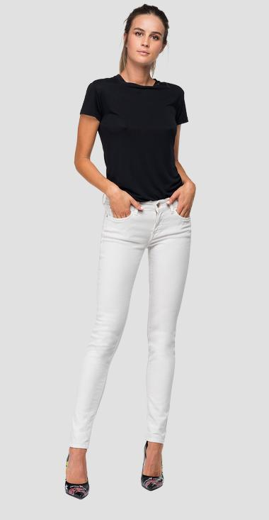 Jean coupe skinny Luz - Replay WX689_000_8069391_210_1