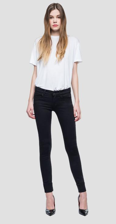 Jean coupe skinny Hyperflex Luz - Replay WX689_000_8166180_098_1