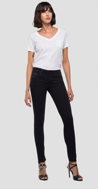 Jean coupe skinny Luz - Replay WX689_000_85B-411_098_1