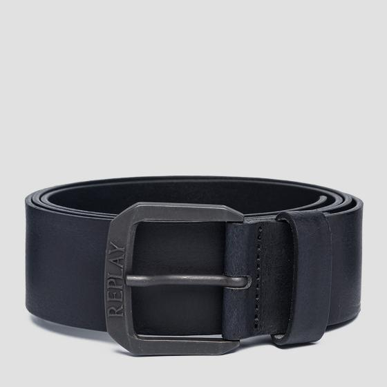 Used effect leather belt am2575.000.a3001