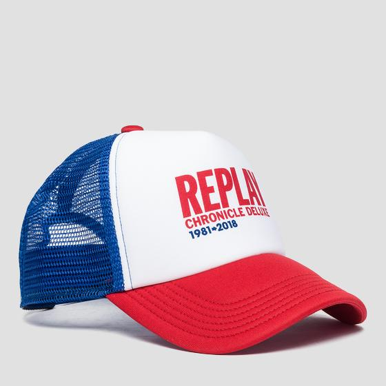 REPLAY CHRONICLE DELUXE cap am4194.000.a0321