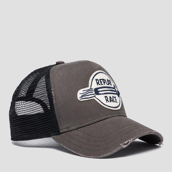 REPLAY RACE cap am4196.000.a0387