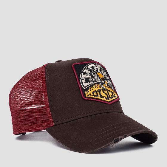 Bicolour REPLAY cap am4236.000.a0387a