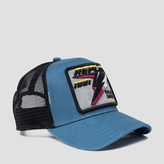 REPLAY 1981 cap with bill am4249.000.a0406a