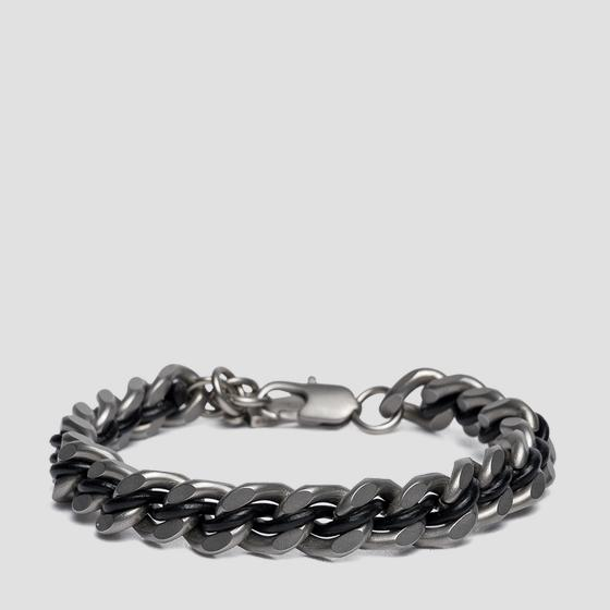 Bracelet with cord insert am7061.000.a6004