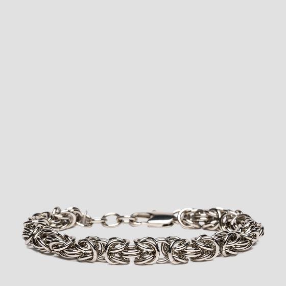 Bracelet with weaved links am7062.000.a6003