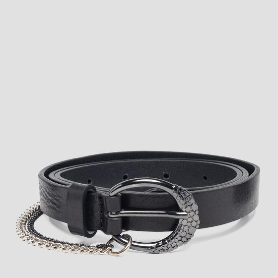 Double chain belt aw2509.000.a3007