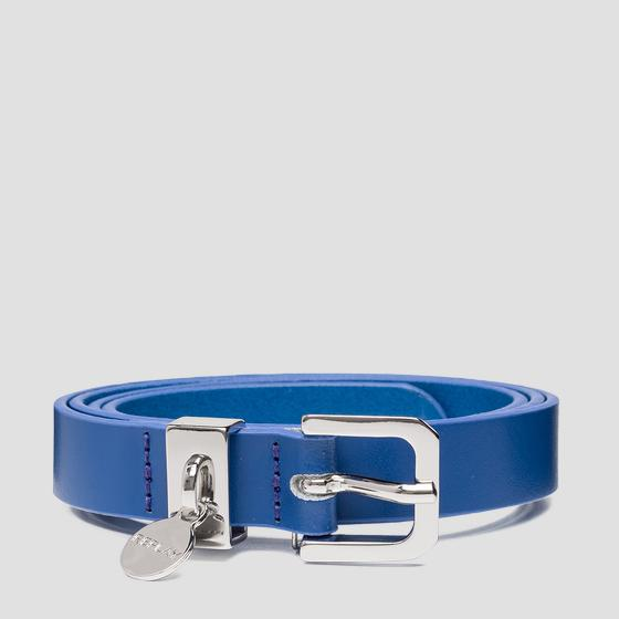 REPLAY belt with charm aw2539.000.a3025