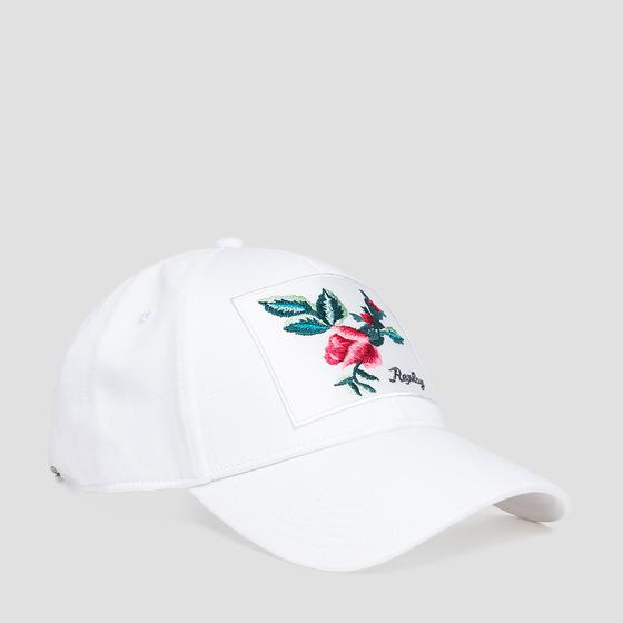 ROSE LABEL cap with bill aw4259.000.a0113
