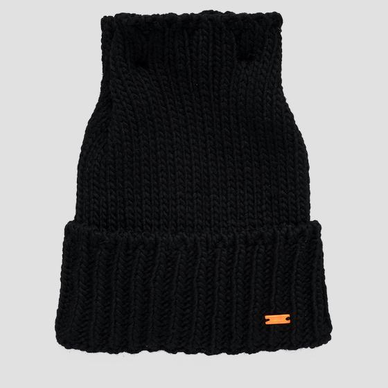 REPLAY knitted beanie aw4263.000.a7040g