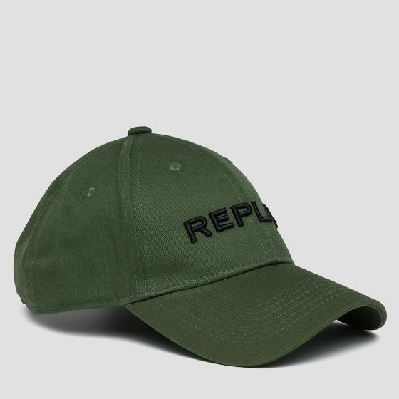 Cap with REPLAY writing ax4161.000.a0113
