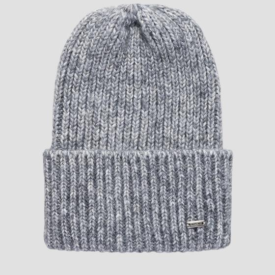 REPLAY recycled ribbed beanie ax4294.000.a7094