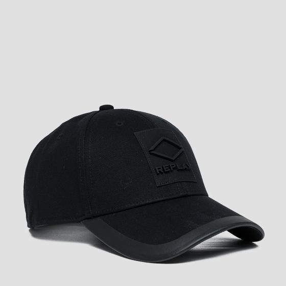 Solid-coloured cap with bill ax4299.000.a0113