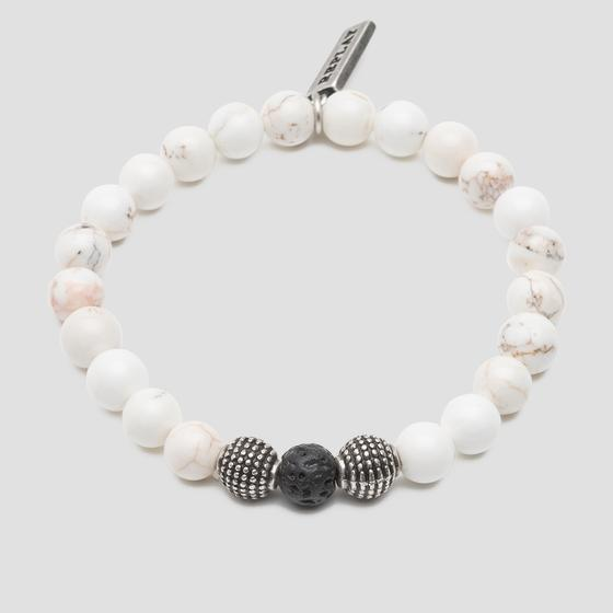 Bracelet with rounded stones ax7085.000.a0262