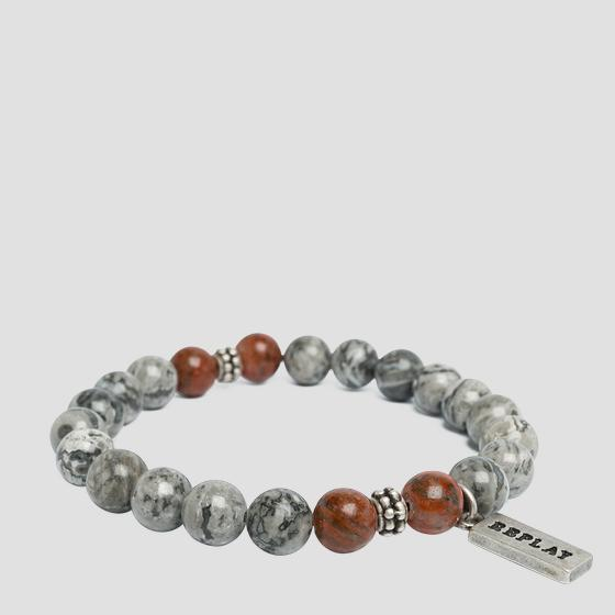 Replay bracelet with stones ax7099.000.a0262