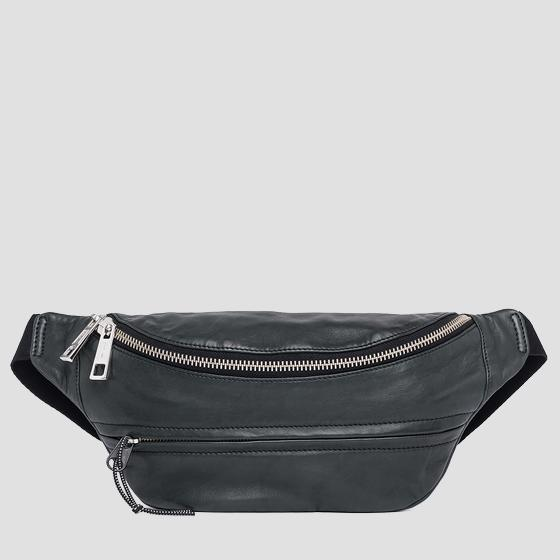 Leather waist bag fm3424.000.a3176