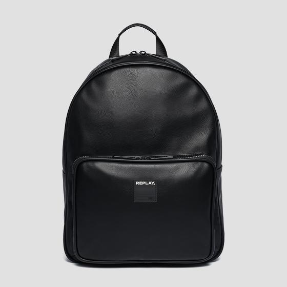 Eco-leather Replay backpack fm3436.000.a0015