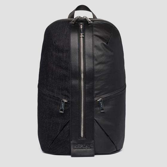 REPLAY denim backpack fm3476.000.a0013q