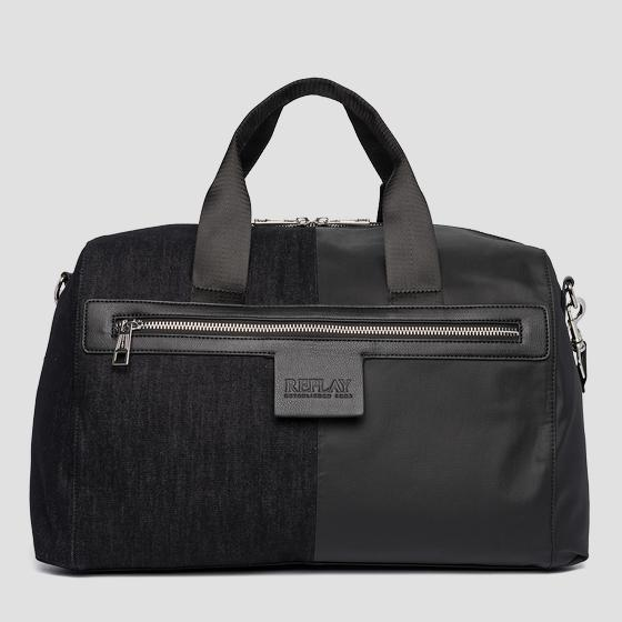 Denim duffel bag REPLAY fm3477.000.a0013q