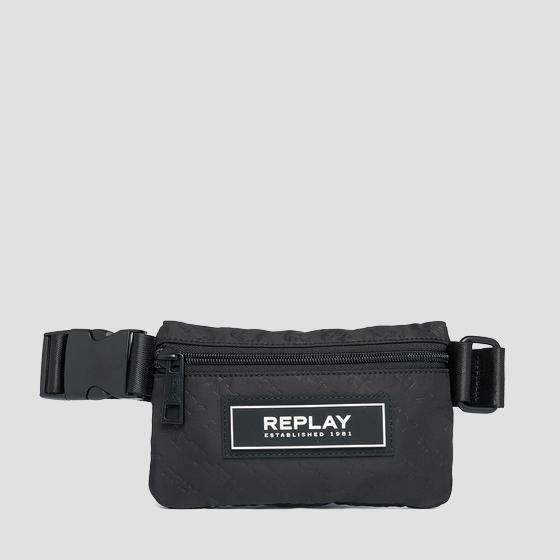 REPLAY ESTABLISHED 1981 waist bag fm3503.000.a0435a
