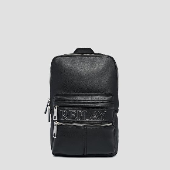 REPLAY one-shoulder backpack fm3518.000.a0438