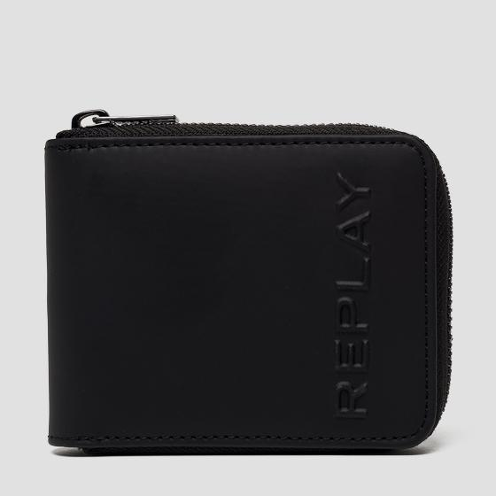 Eco-leather REPLAY wallet fm5189.000.a0284
