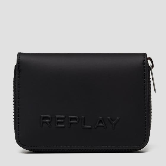 Cartera con cremallera REPLAY fm5190.000.a0284