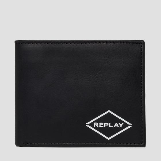 Rectangular wallet REPLAY fm5200.000.a3178