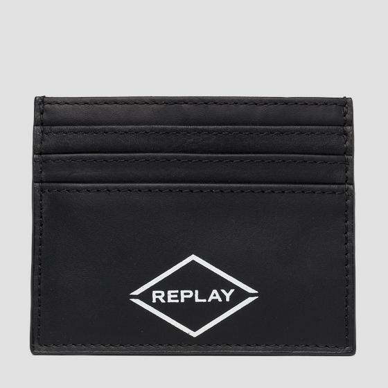 REPLAY card holder fm5202.000.a3178