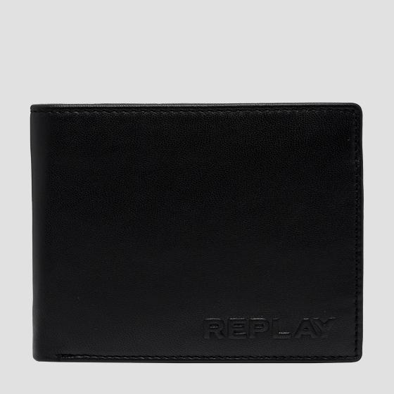 REPLAY leather wallet fm5232.000.a3063