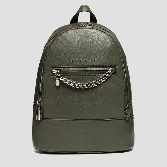 Backpack with charm REPLAY fw3013.001.a0132d