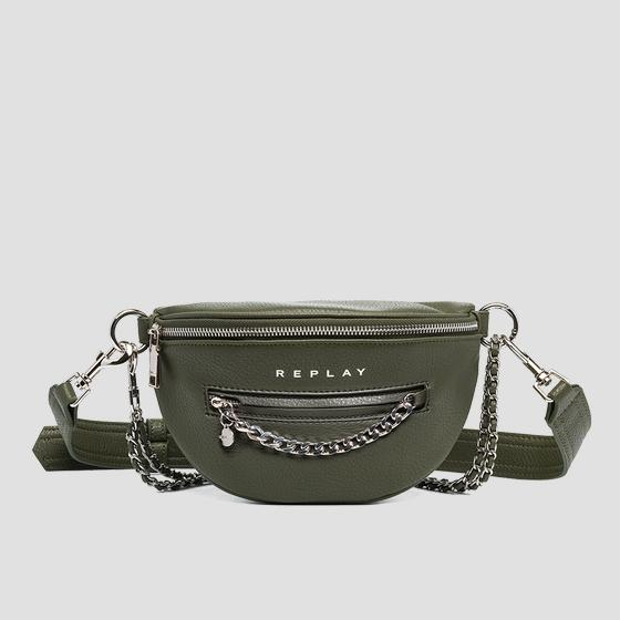 Waist bag with charm REPLAY fw3014.001.a0132d