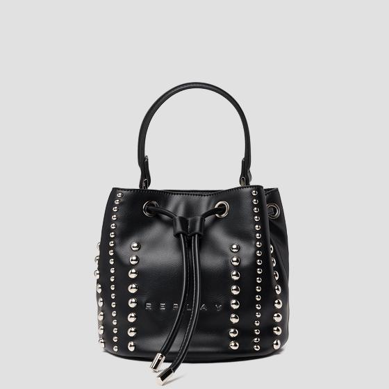 Bucket bag with studs fw3186.000.a0157b