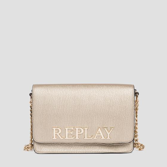 Crossbody bag with REPLAY writing fw3788.000.a0337a